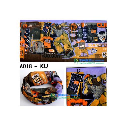 Бафф всесезонный KU-A018