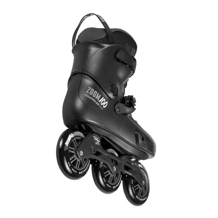 Ролики Powerslide Zoom Pro 100 Black