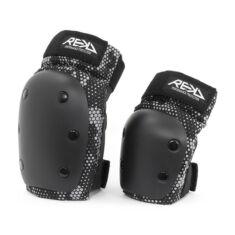 Комплект защиты REKD Heavy Duty Double Jr black-grey