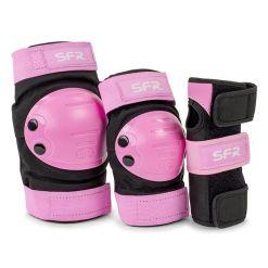 Детская защита SFR Ramp Jrblack-pink