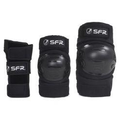 Дитячий захист SFR Ramp Jr black