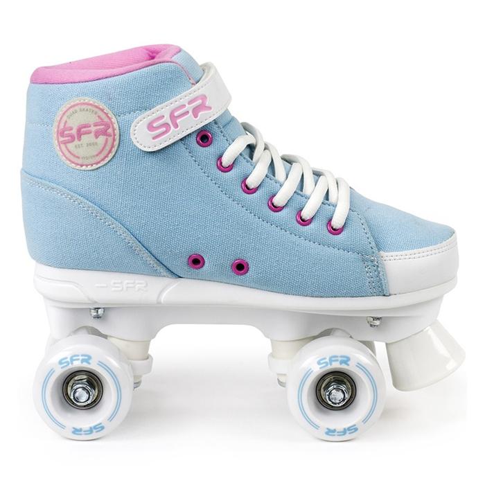 Ролики квады SFR Sneaker sky blue