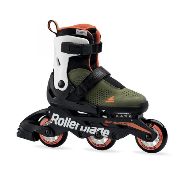 Детские ролики Rollerblade Microblade Free 3WD 2020