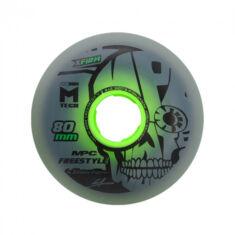 Колеса для роликов MPC - FREESTYLE X-FIRM - DUAL NATURAL 86A