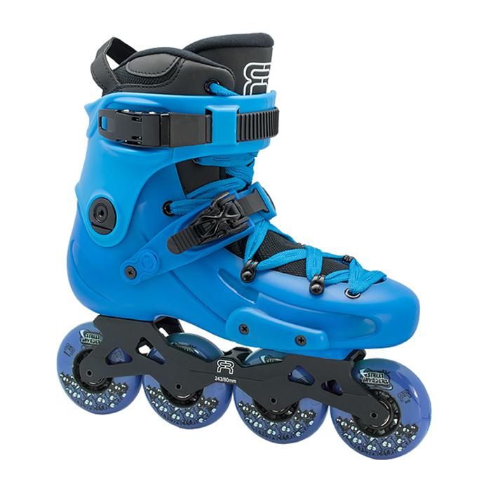 Ролики FR Skates FR1 80 Blue 2020