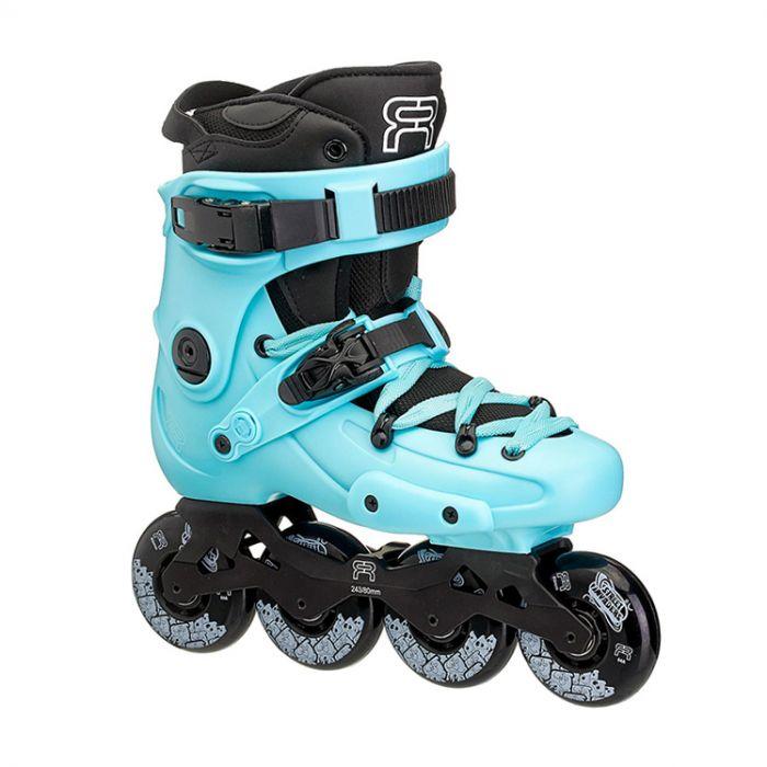 Ролики FR Skates FR1 80 Light blue 2020