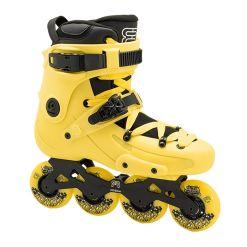 Ролики FR Skates FR1 80 Yellow 2020