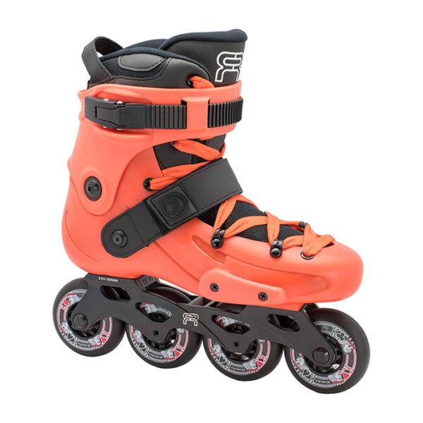 Ролики FR Skates FRX 80 orange 2020
