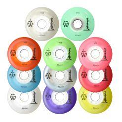 Світящіся колеса для роликів FR Skates Luminous LED