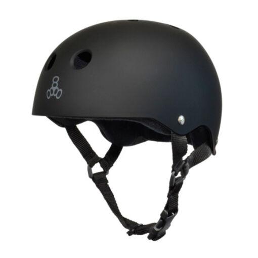 Шолом Triple Eight Sweatsaver Helmet Black All