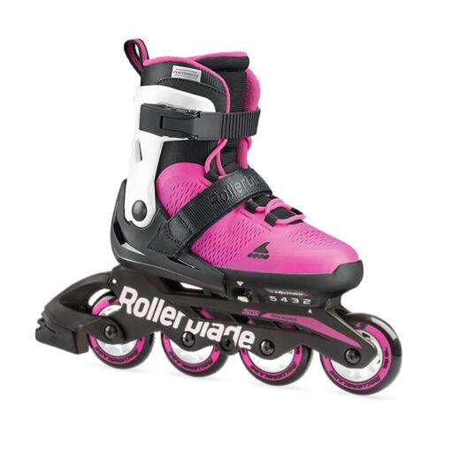 Дитячі ролики Rollerblade Microblade G Pink/White 2020