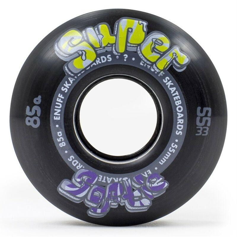Колеса Enuff Super Softie black