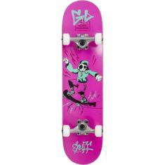 Скейтборд Enuff Skully pink