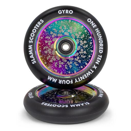 Колесо для самокату Slamm Gyro neochrom