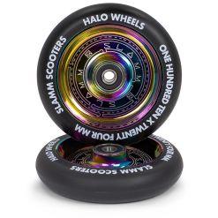 Колесо для самоката Slamm Halo neochrom
