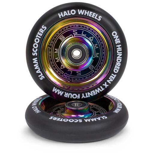 Колесо для самокату Slamm Halo neochrom