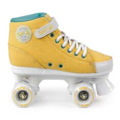 Ролики квади SFR Sneaker sky mustard
