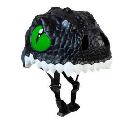 Шлем Crazy Safety Black Dragon