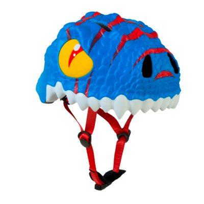 Шлем Crazy Safety Blue Dragon