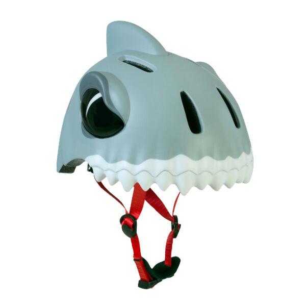 Шлем Crazy Safety White Shark