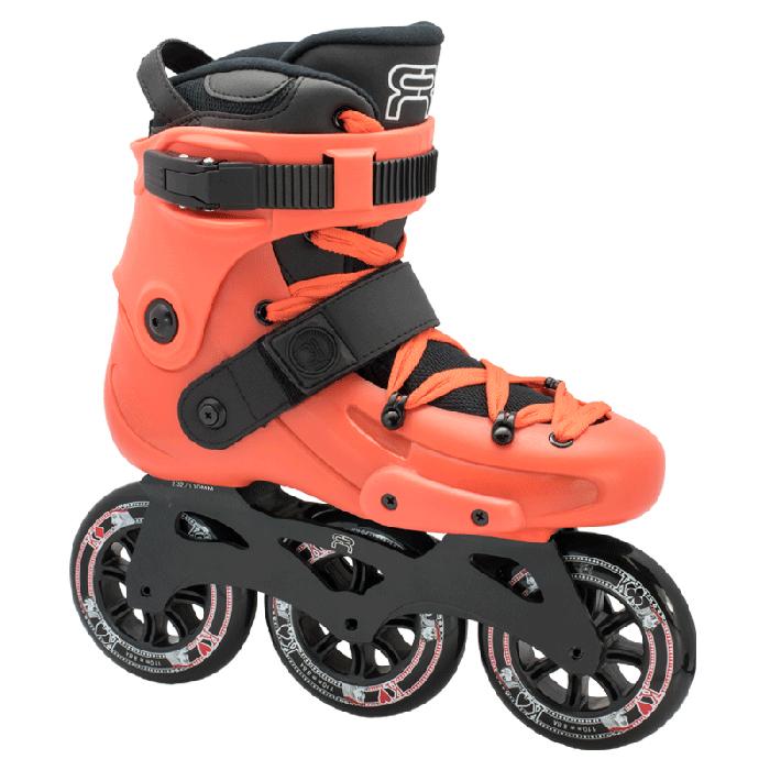 Ролики FR Skates FRX 310 Orange 2020