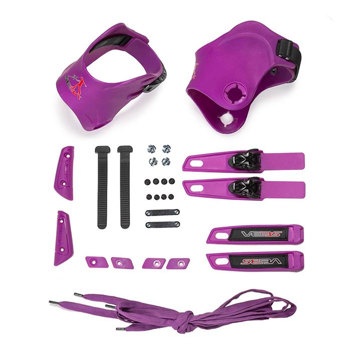 Кастомный сет FR Skates (Seba) Custom FR Kit