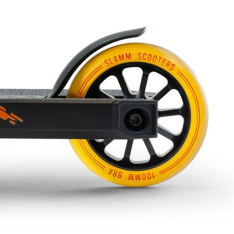 Трюковый самокат Slamm Classic V8 black-orange