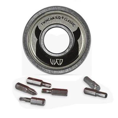 Подшипники для роликов Powerslide WCD Twincam ILQ 9 classic (12шт)