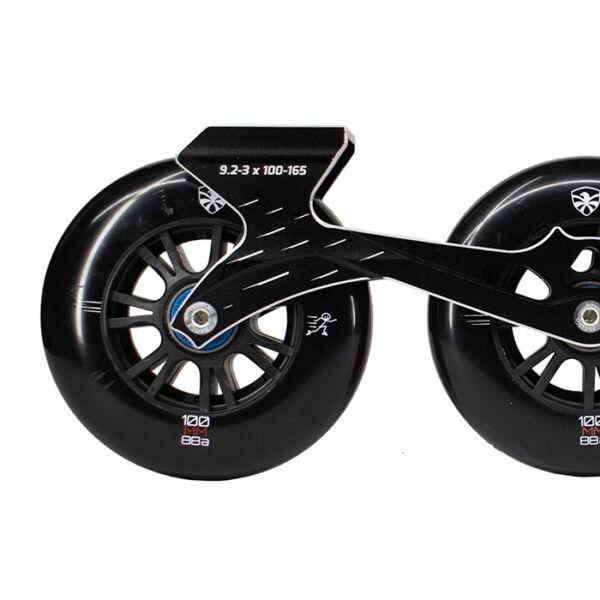 Сет FE Valor 3*90мм/100мм + Speed Wheels 88a