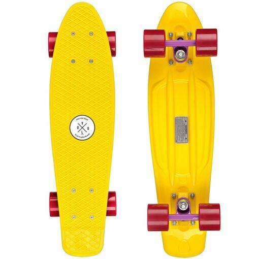 Круізер Candy Boards Candy 22 yellow-red