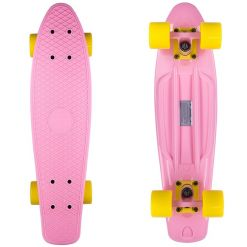 Круiзер Candy Boards Candy 22 pink-yellow