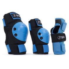 Детская защита SFR Ramp Jrblack-blue