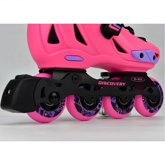 Детские ролики Micro Discovery pink
