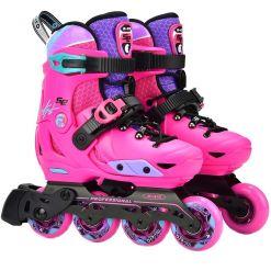 Дитячі ролики Micro Infinite SE pink