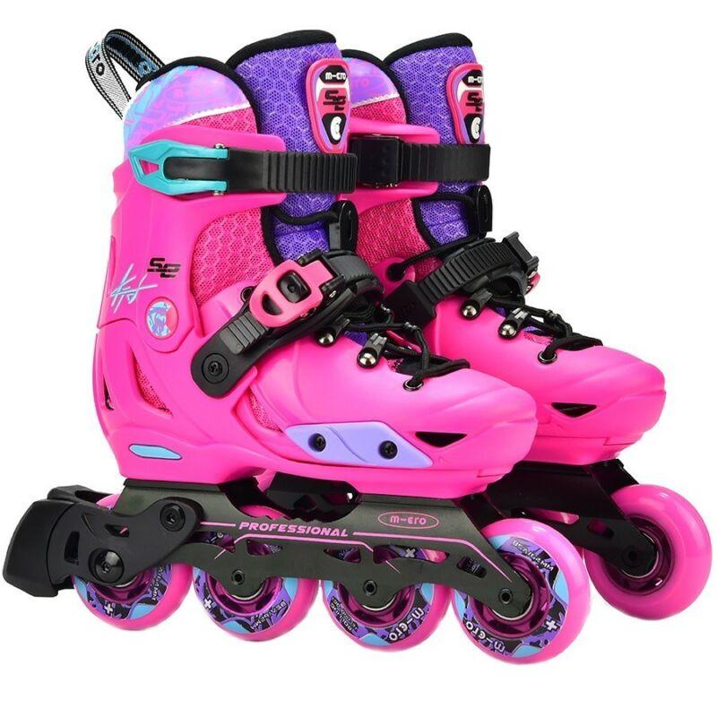 Детские ролики Micro Infinite SE pink