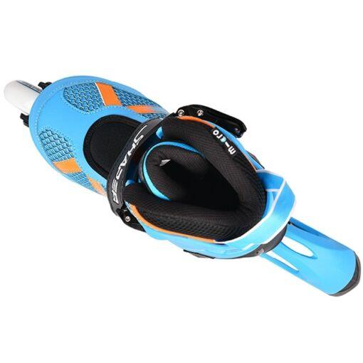 Детские ролики Micro Shaper blue-black
