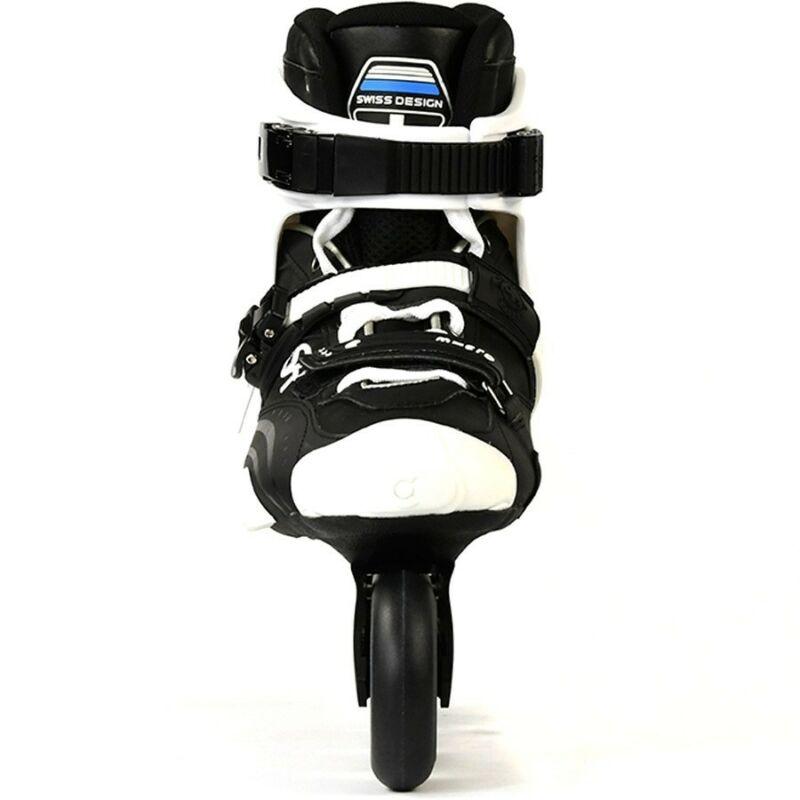 Ролики Micro Super white-black