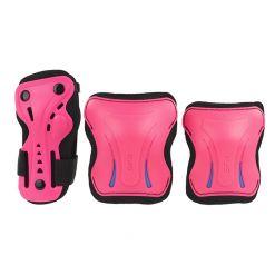 Дитячий захист SFR Essentials Jr hot pink