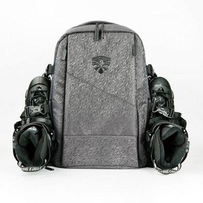 Рюкзак для роликов Flying Eagle Movement Backpack Gray