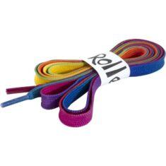 Шнурки для роликов Rio Roller Laces rainbow