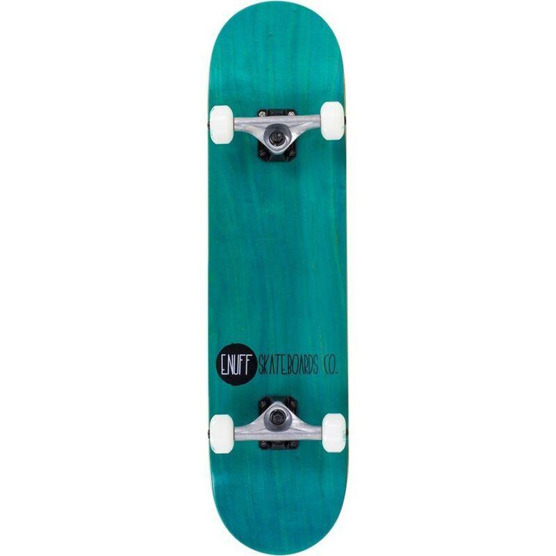 Скейтборд Enuff Logo Stain teal
