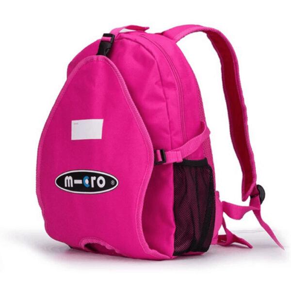 Рюкзак для роликов Micro KIDS BACKPACK pink