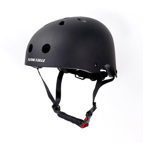Шлем Flying Eagle Zeus black