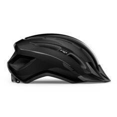 Шлем MET Downtown Black Glossy