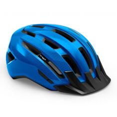 Шлем MET Downtown Blue Glossy