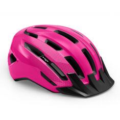 Шлем MET Downtown Pink Glossy