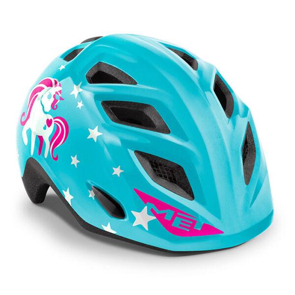 Шлем MET GENIO Blue Unicorn