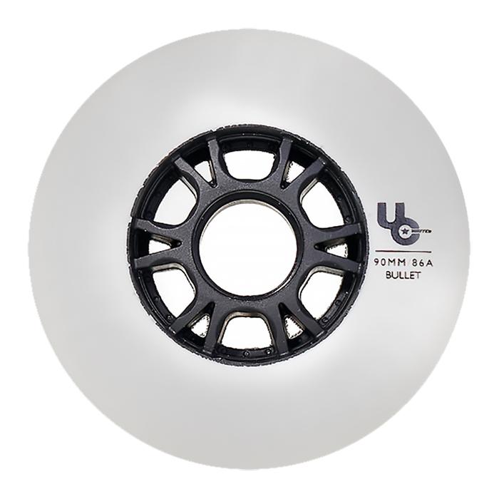 Колеса для роликов UNDERCOVER 90mm/86a (6шт)
