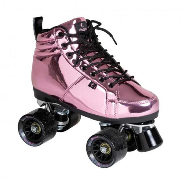 Ролики квады Chaya Pink Laser