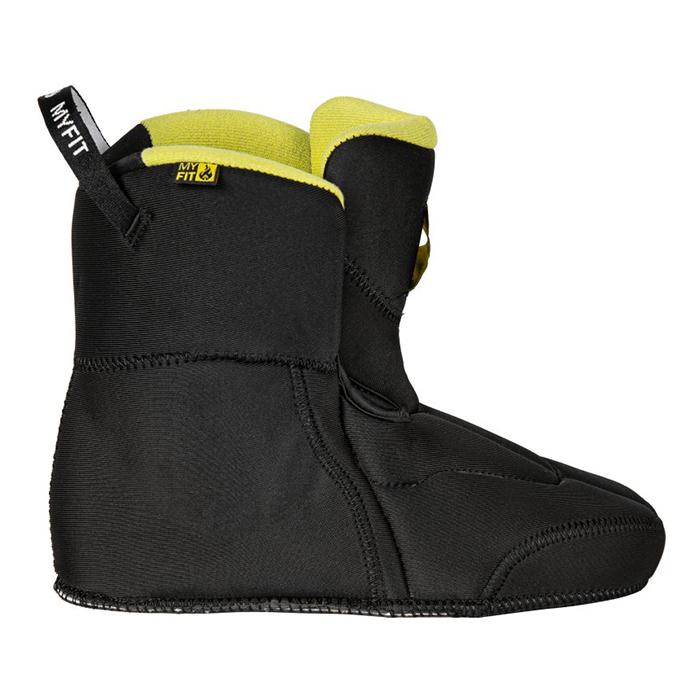 Ролики Powerslide Imperial One black/yellow